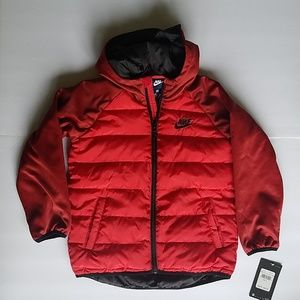 NWT Nike size 6 Boys Coat outerwear
